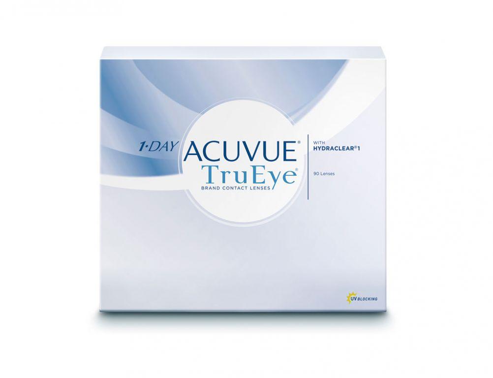 1 Day ACUVUE TruEye 90er Box