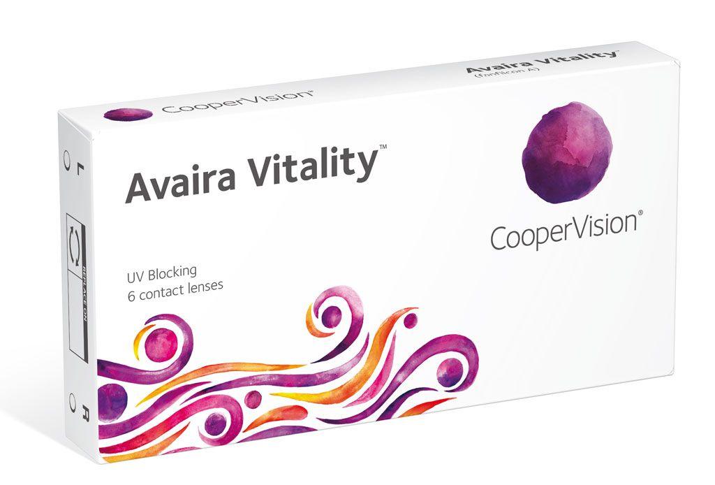 cooper vision avaira vitality 6 pack kontaktlinsen online markenlinsen zu diskountpreisen. Black Bedroom Furniture Sets. Home Design Ideas