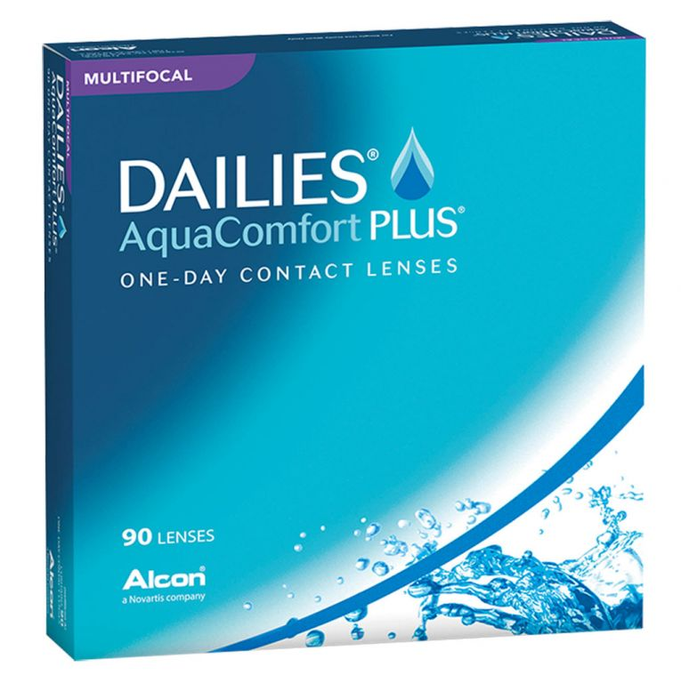 Dailies AquaComfort PLUS Multifocal 90er Box