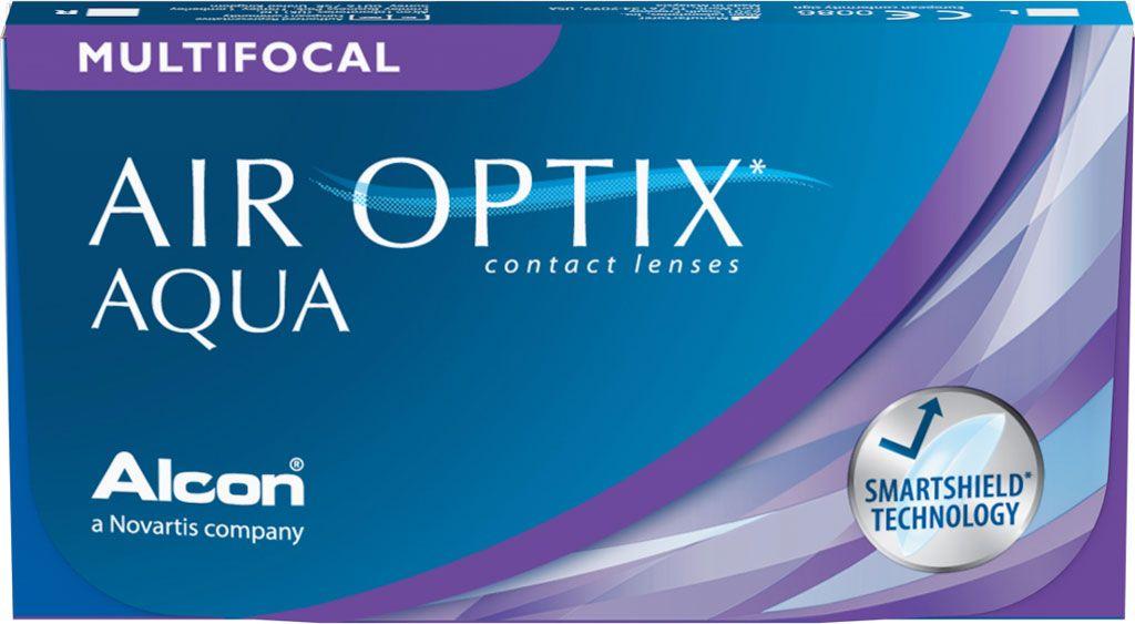 Air Optix Aqua Multifokal Monatslinse 6er Box