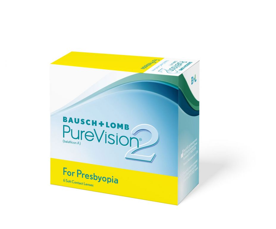 PureVision2 for Presbyopia 6er Box