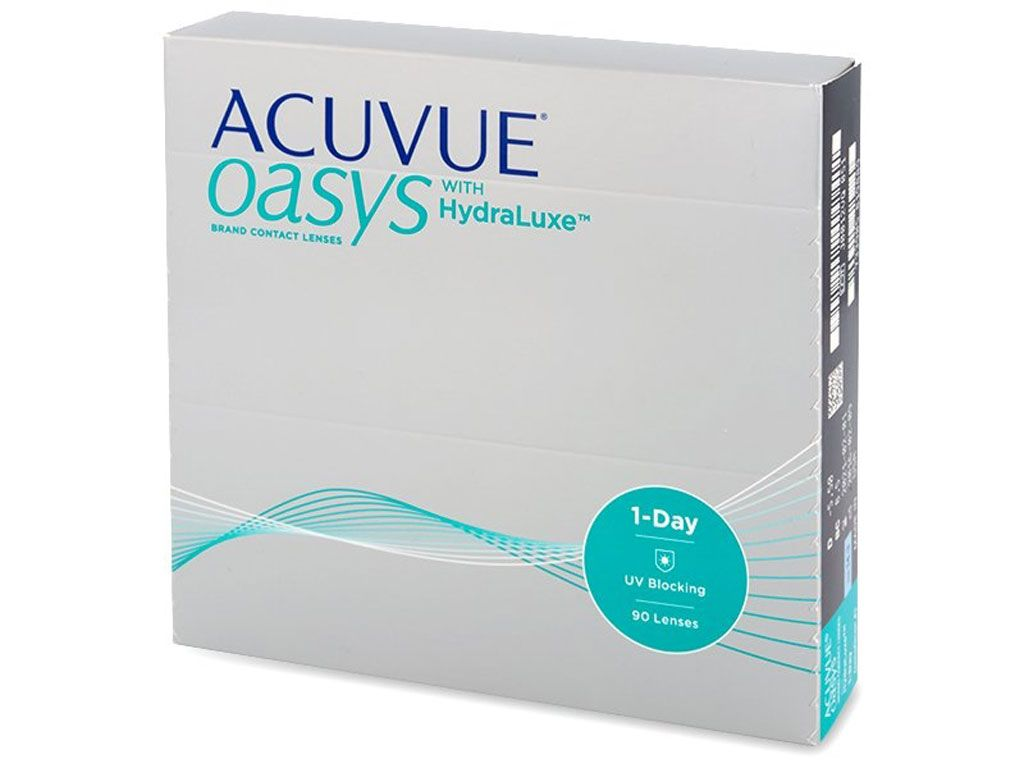 1 Day ACUVUE OASYS 90er Box