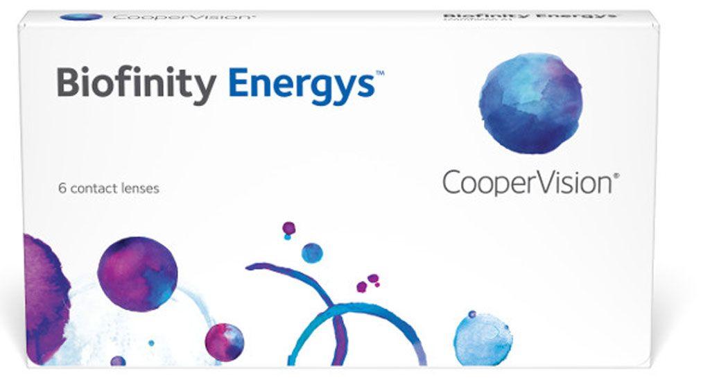 Biofinity Energys 6er Box