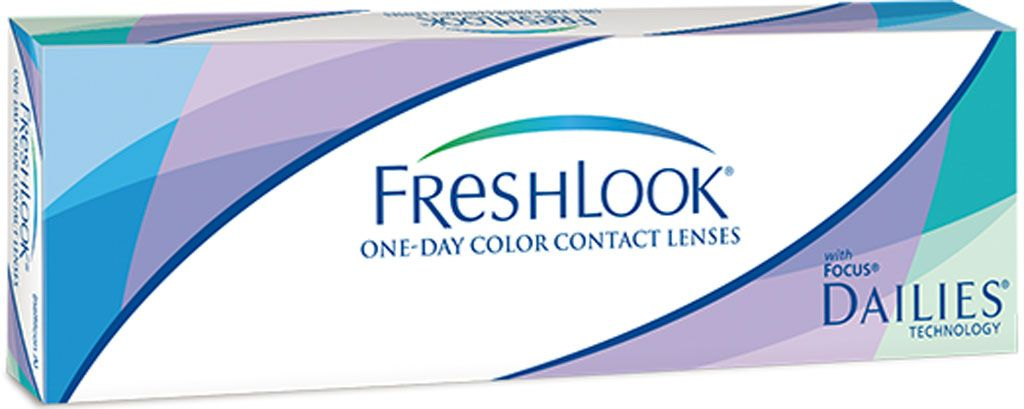 Freshlook Dailies Color 10er Box