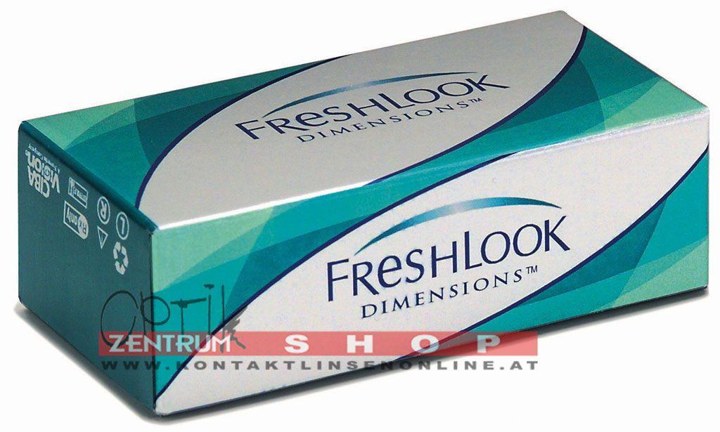 Freshlook Dimensions 6er Box
