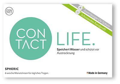 Wöhlk Contact life spheric 6er Box