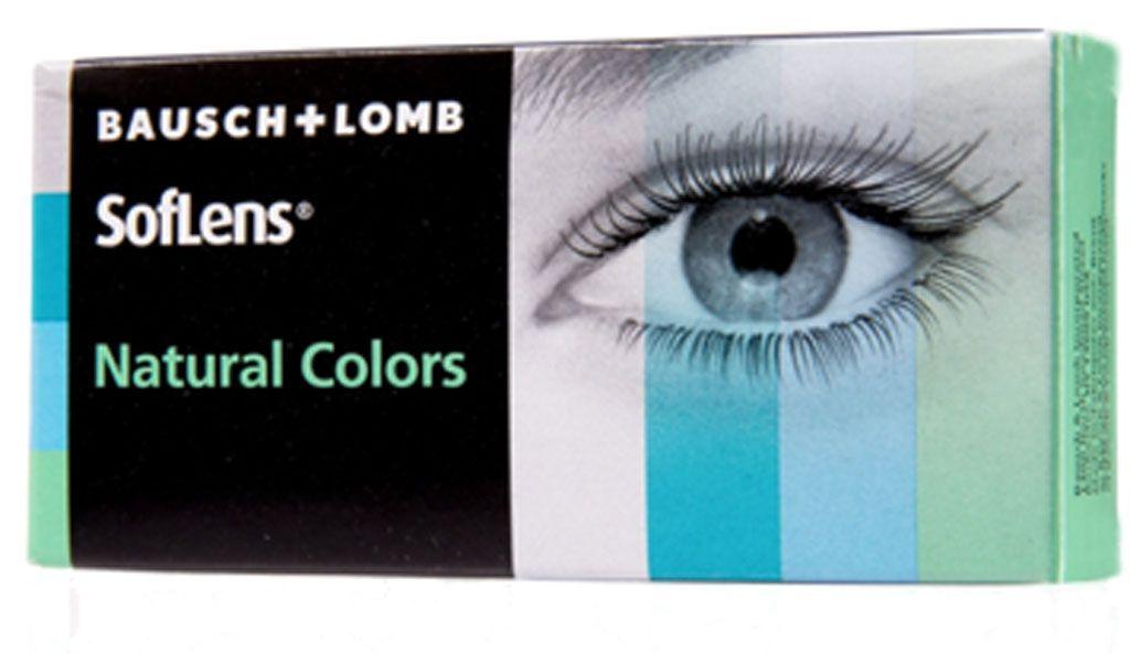 Soflens Natural Colors 2er Box