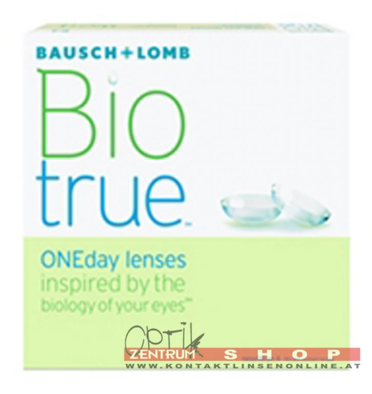 Biotrue ONEday lenses 90er Box