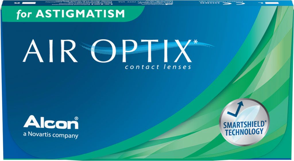 Air Optix for Astigmatism 6er Box