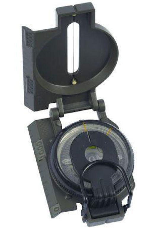 Marschkompass mit Peilfunktion