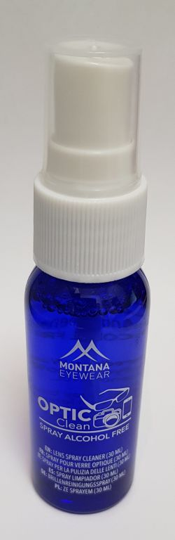 Optic Clean Brillenspray 30ml