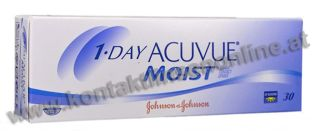 1 Day ACUVUE MOIST Testlinsen 10er Box