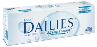 Focus Dailies Progressives 30er Box