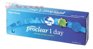Proclear 1Day Testlinsen 5er Box