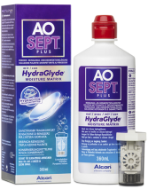 AO-Sept Plus HydraGlyde 360ml