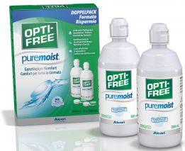 Opti-Free PureMoist Vorratspack 2x 300ml