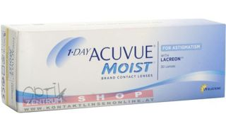 1 Day ACUVUE MOIST for Astigmatism 30er Box