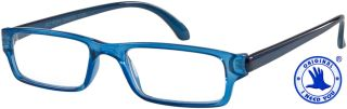 ACTION Lesebrille blau-kristall G49500