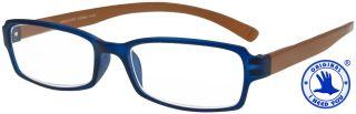 HANGOVER Lesebrille blau-braun G45900