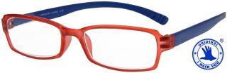 HANGOVER Lesebrille rot-blau G45800