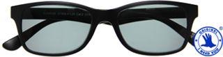 SUNRISE Sonnenlesebrille schwarz mit grau G7900 Einstärken