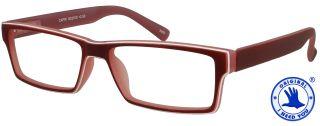 CAPRI Lesebrille rot G53100
