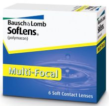 Soflens Multifocal Monatskontaktlinse 6er Box