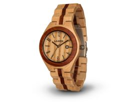 LAIMER Woodwatch AHORN-ZÜRGELBAUM Mod. Nico 0021