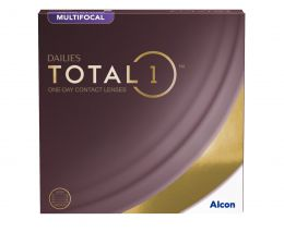 Dailies Total1 Multifocal 90er Box
