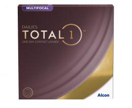 Dailies Total1 Multifocal 90er Box