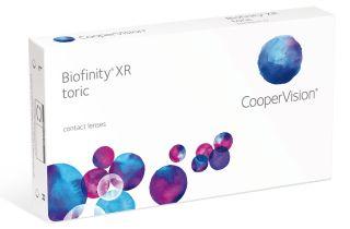 Biofinity XR toric Monatskontaktlinse 6er Box