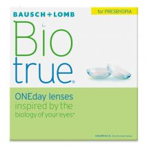 Biotrue ONEday lenses for Presbyopia 90er Box