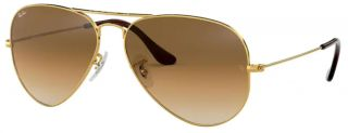 RAY BAN 3025-001/51 Aviator Large Metal