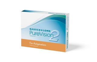 PureVision 2 HD for Astigmatism 3er Box