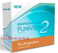 PureVision 2 for Astigmatism 6er Box