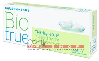 Biotrue ONEday lenses 5er Box