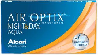 Air Optix Night & Day AQUA 6er Box